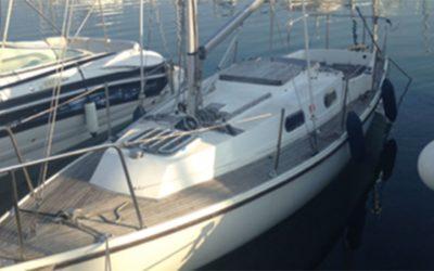 Nordic Folkboat 'Amethyst' | £11,000