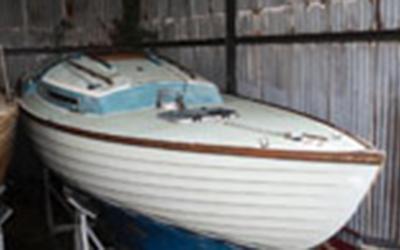 Nordic Folkboat 'Aquavit' | £10,000
