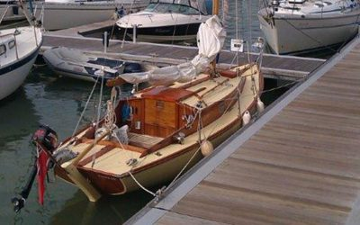 Nordic Folkboat 'Girli' | Contact the owner