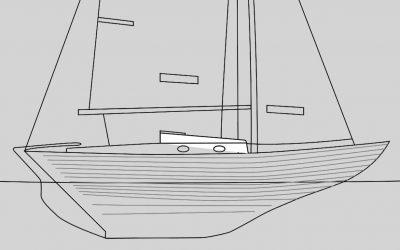 Nordic Folkboat 'MINKE' | £6,995
