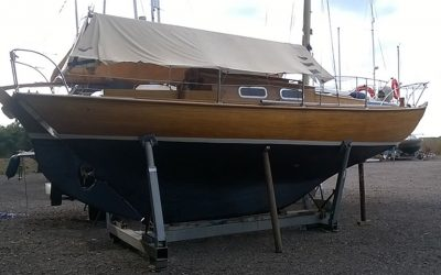 Nordic Folkboat 'Viking Bird' | £13,400