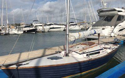 Nordic Folkboat 'Jibe-O' | £22,000