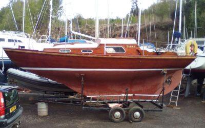 Folkboat TARKA  7,500